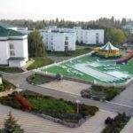 Санаторий «ПАРУС» Анапа