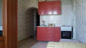 Квартира-студия НА КАТИ СОЛОВЬЯНОВОЙ 286