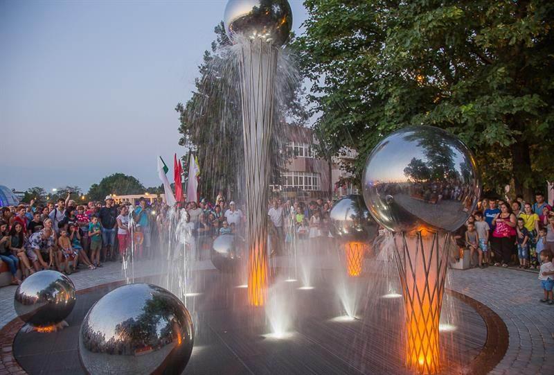 фонтан Жемчужина Анапы