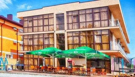 Гостиница «Александра» Джемете