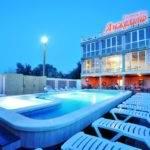 Отель «Анжелина» Витязево