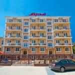 Гостиница «Марсель» Витязево