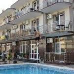 Отель «Золотые пески» Витязево