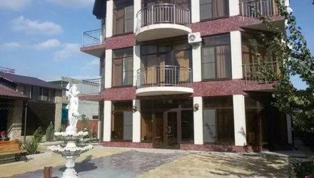 Отель «Радужный» Сукко