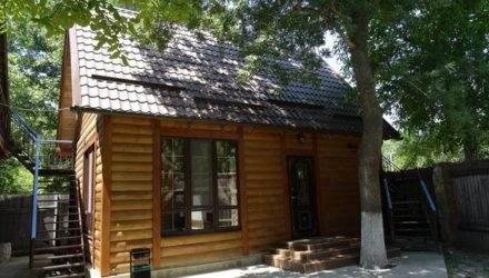Гостевой дом «Срубoff» Сукко