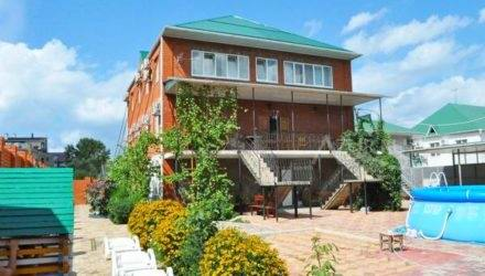 Гостевой дом «Лето» Сукко