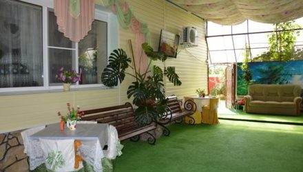 Гостевой дом «Агат» Благовещенская