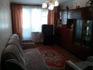 3-х комнатная квартира НА ГОРЬКОГО 72
