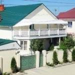 Гостевой дом «ВРЕМЕНА ГОДА» Витязево