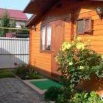 Гостевой дом «Деревянные домики» Благовещенская