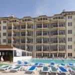 Отель «МЕРИДИАН» Витязево