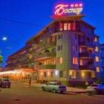 Отель «БОСПОР» Анапа