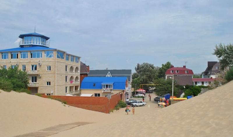 Поселок Джемете
