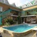 Отель «Песчаный берег» Джемете