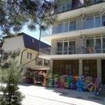 Гостиница «Водолей» Джемете