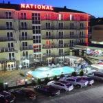 Гостиница «Националь» в Витязево