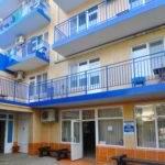 Отель «Приобье» Джемете