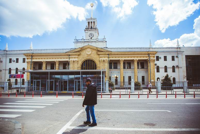 Как доехать из Краснодара до Анапы