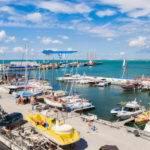 Морской порт Анапа
