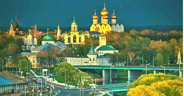 Ярославль-центр активного и познавательного туризма