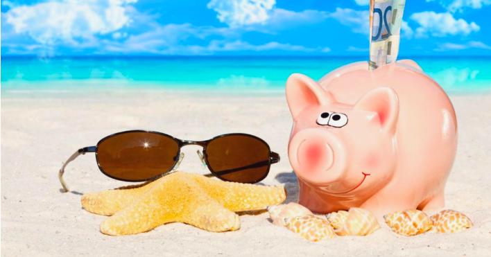 откладываем деньги на отпуск